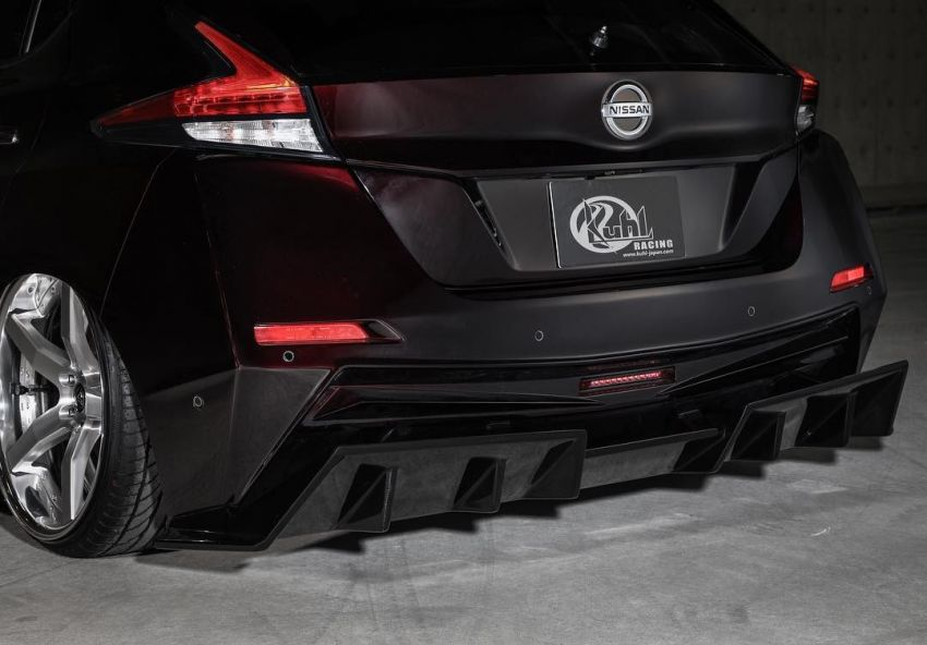 2019 Nissan Leaf gets aggressive look by Kuhl Racing Image #942366