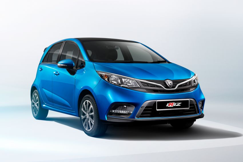 2019 Proton Iriz facelift launched – from RM36,700 Image #1031722