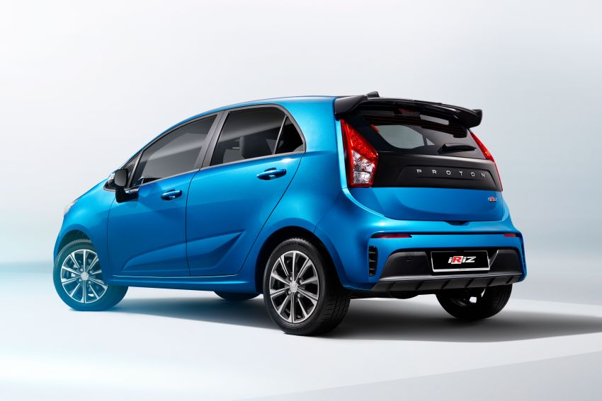 2019 Proton Iriz facelift launched – from RM36,700 Image #1031812