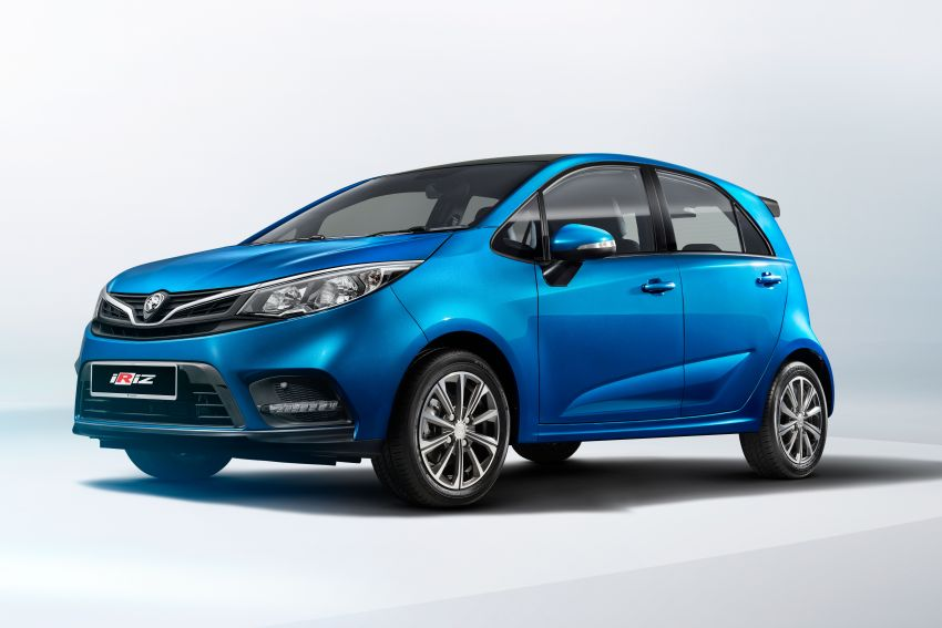 2019 Proton Iriz facelift launched – from RM36,700 Image #1031817