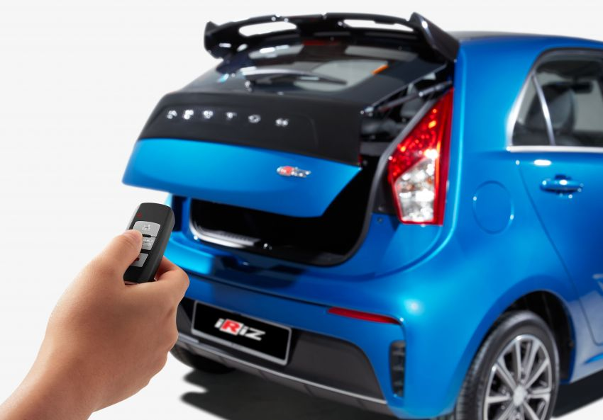 2019 Proton Iriz facelift launched – from RM36,700 Image #1031832