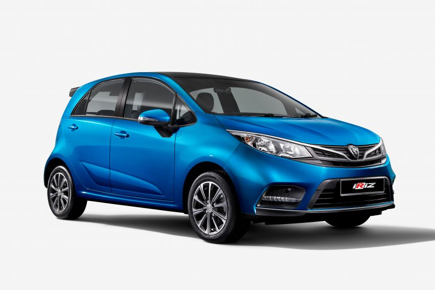 2019 Proton Iriz facelift launched – from RM36,700 Image #1031731