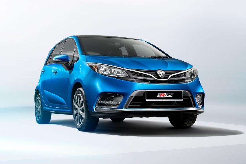 2019 Proton Iriz facelift launched – from RM36,700 Image #1031745