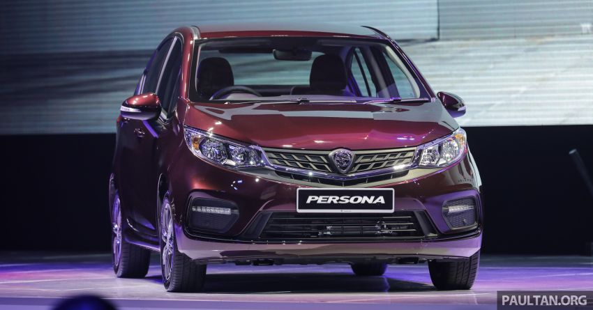 2019 Proton Persona facelift launched – fr RM42,600 Image #952690