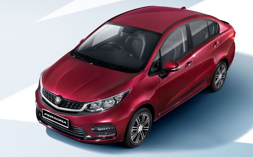 2019 Proton Persona facelift launched – fr RM42,600 Image #1031810