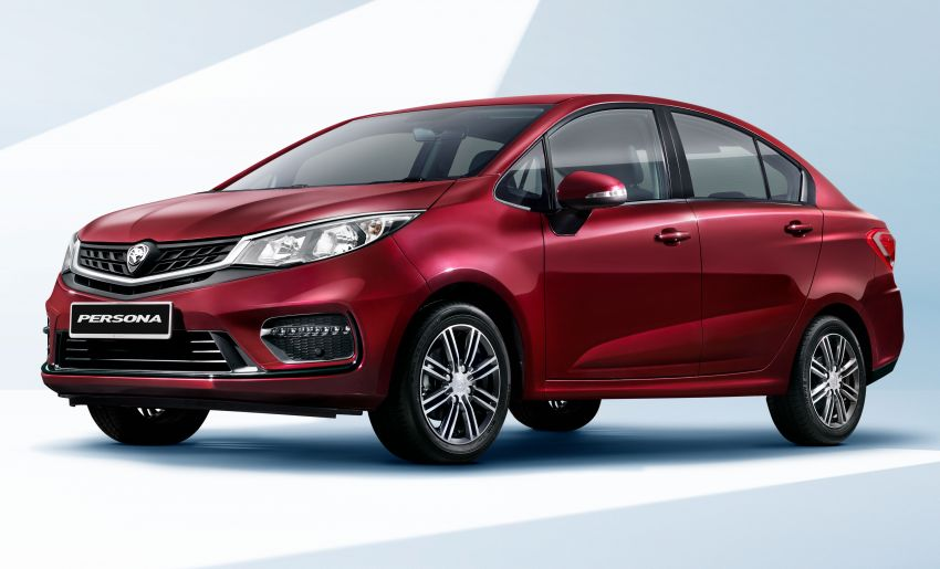 2019 Proton Persona facelift launched – fr RM42,600 Image #1031814