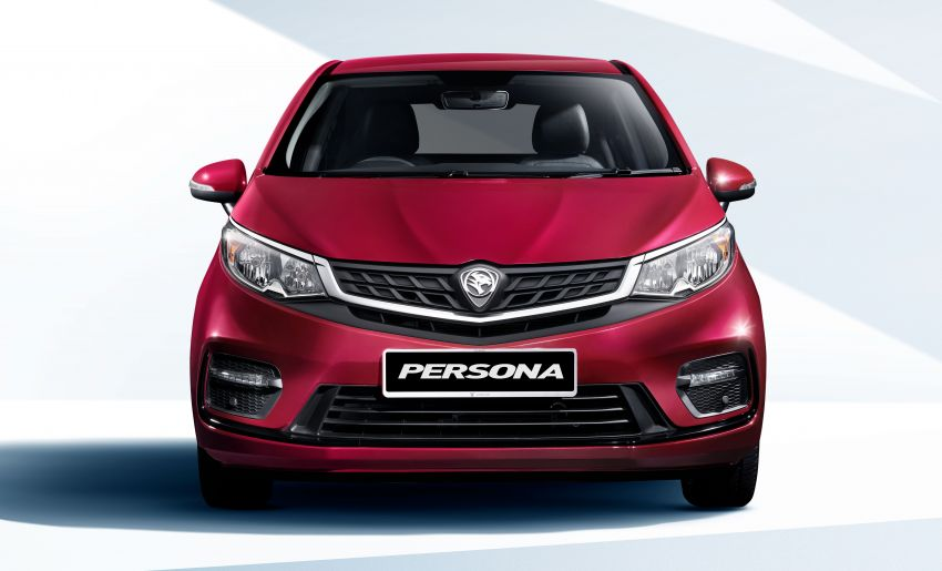 2019 Proton Persona facelift launched – fr RM42,600 Image #1031824