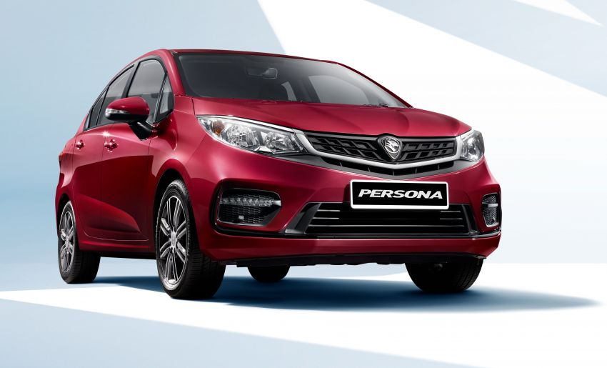 2019 Proton Persona facelift launched – fr RM42,600 Image #1031833