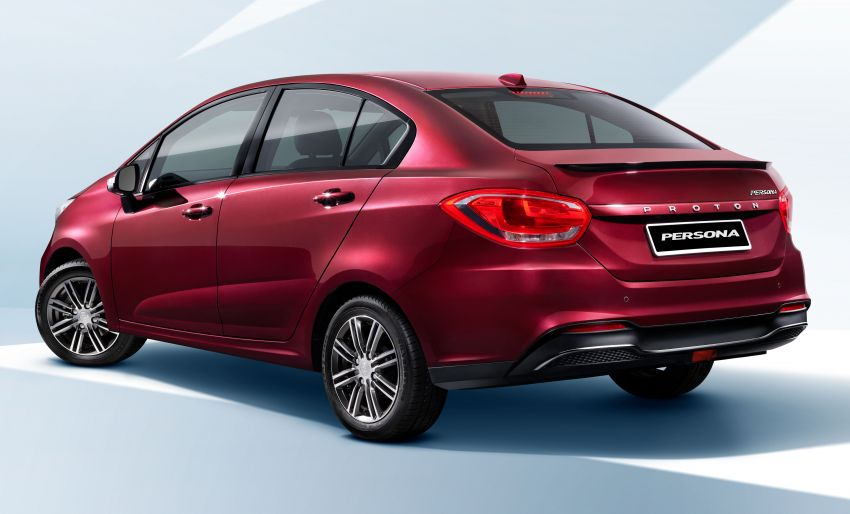 2019 Proton Persona facelift launched – fr RM42,600 Image #1031849