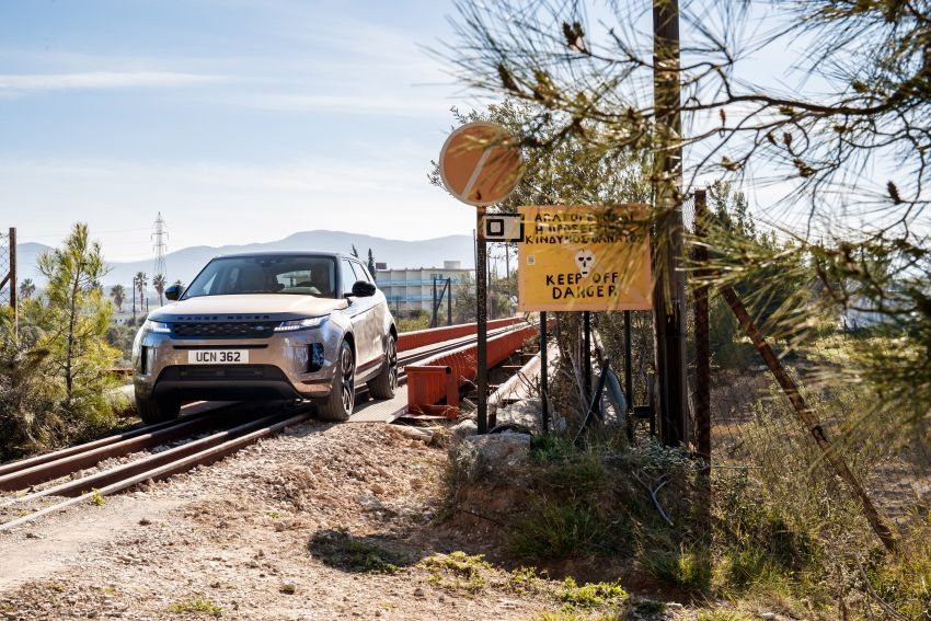 MEGA GALLERY: 2019 Range Rover Evoque in Greece Image #951951