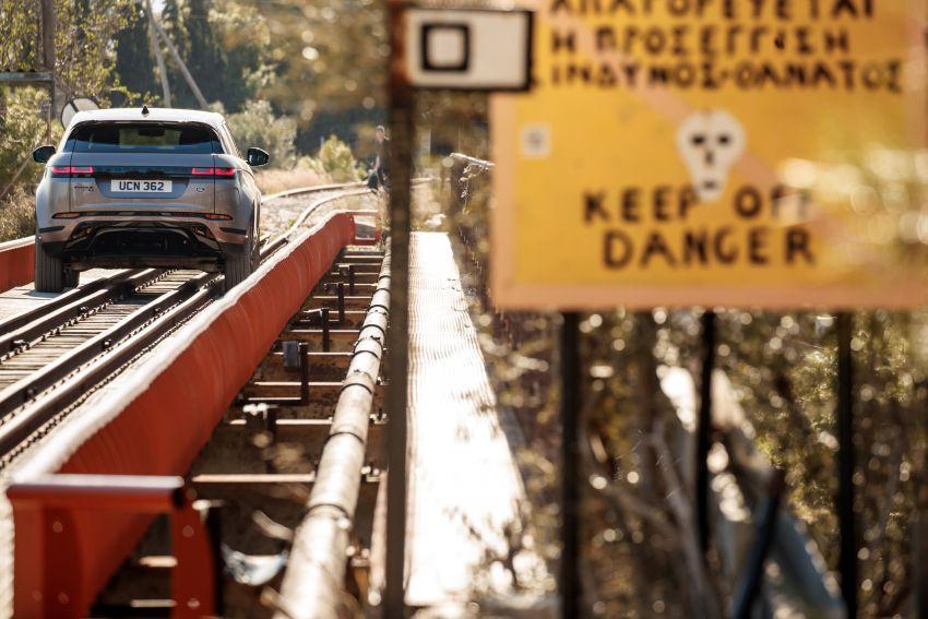 MEGA GALLERY: 2019 Range Rover Evoque in Greece Image #951986
