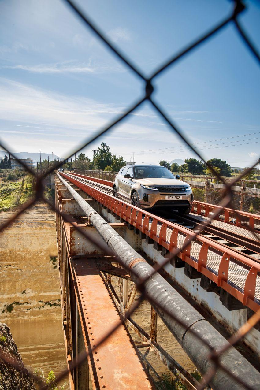MEGA GALLERY: 2019 Range Rover Evoque in Greece Image #952019