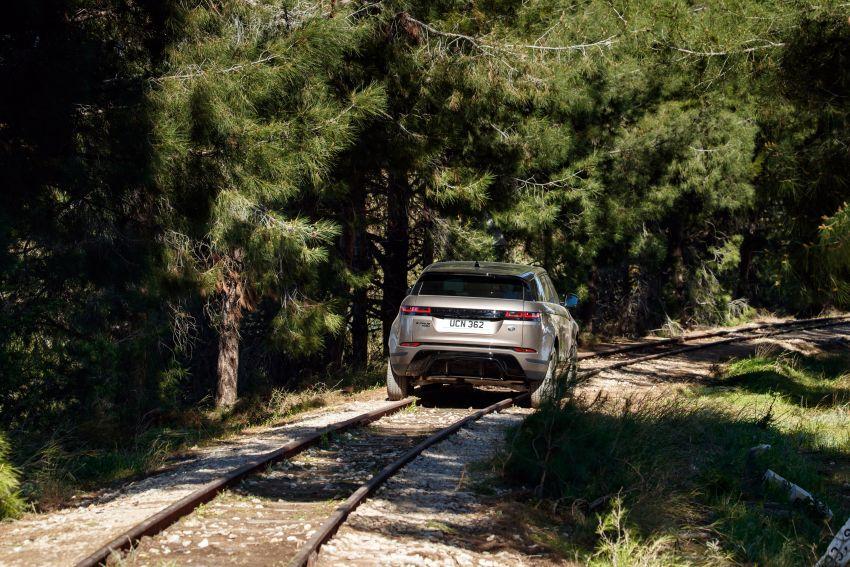 MEGA GALLERY: 2019 Range Rover Evoque in Greece Image #952032