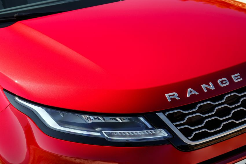 MEGA GALLERY: 2019 Range Rover Evoque in Greece Image #952052