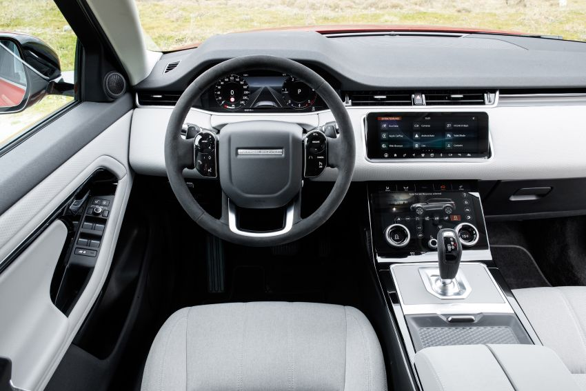 MEGA GALLERY: 2019 Range Rover Evoque in Greece Image #952099