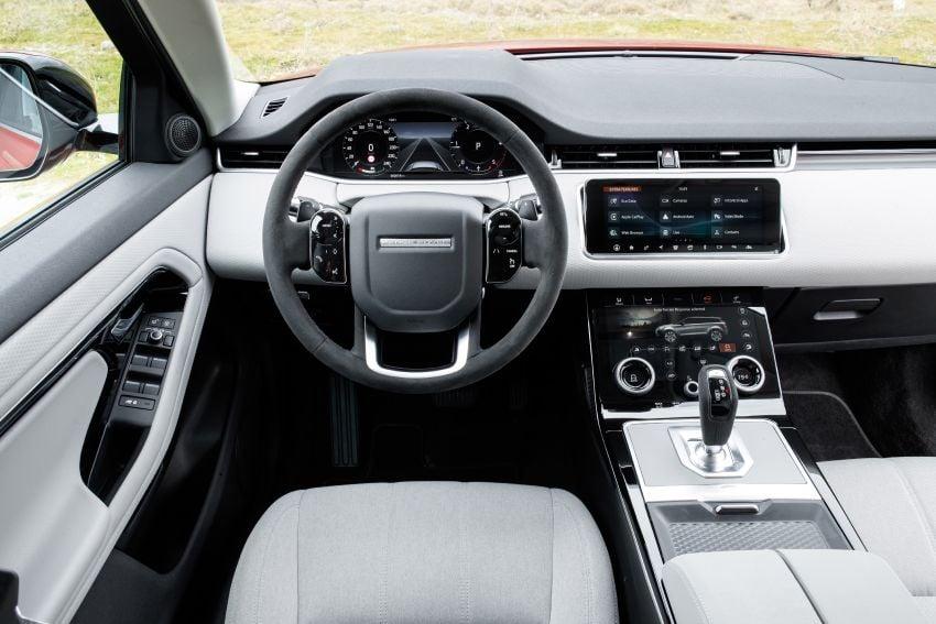 MEGA GALLERY: 2019 Range Rover Evoque in Greece Image #952099