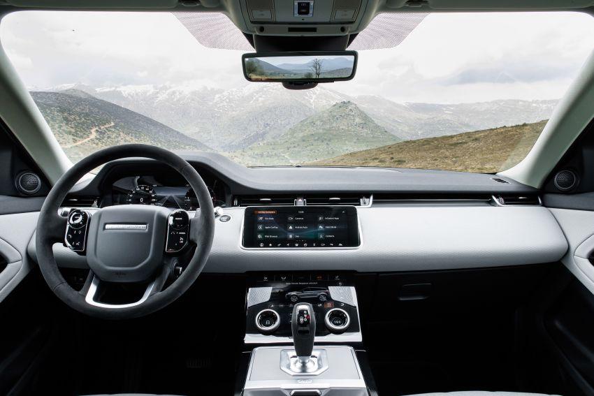 MEGA GALLERY: 2019 Range Rover Evoque in Greece Image #952062