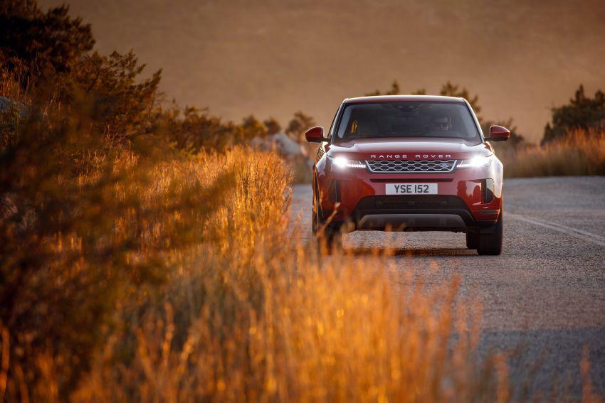 MEGA GALLERY: 2019 Range Rover Evoque in Greece Image #951808