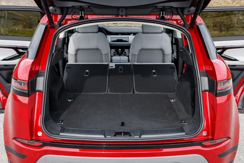 MEGA GALLERY: 2019 Range Rover Evoque in Greece Image #952095