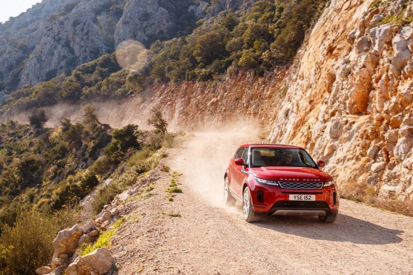 MEGA GALLERY: 2019 Range Rover Evoque in Greece Image #951811