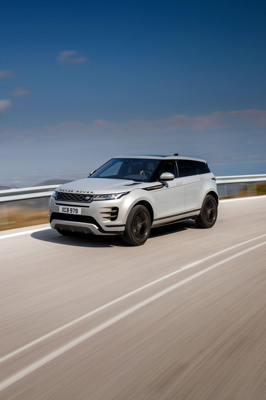 MEGA GALLERY: 2019 Range Rover Evoque in Greece Image #951827