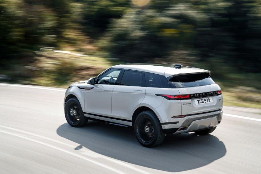 MEGA GALLERY: 2019 Range Rover Evoque in Greece Image #951830