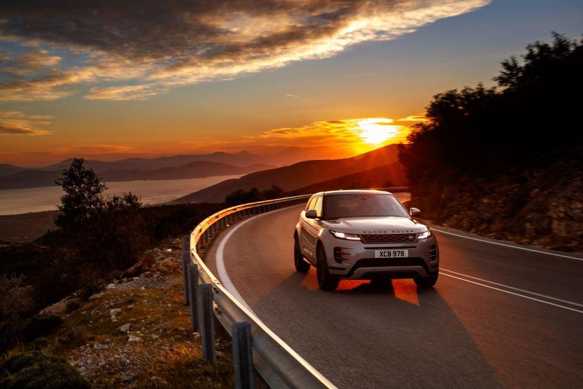 MEGA GALLERY: 2019 Range Rover Evoque in Greece Image #951832
