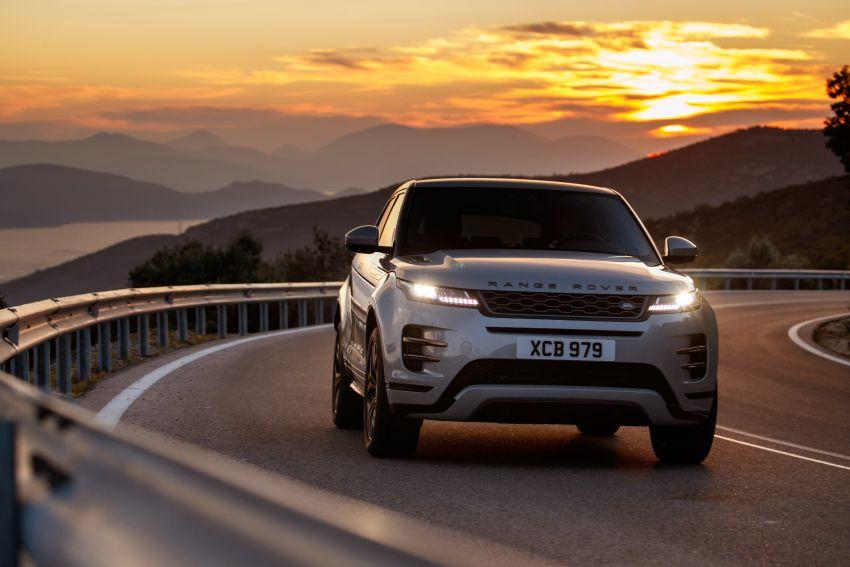 MEGA GALLERY: 2019 Range Rover Evoque in Greece Image #951833