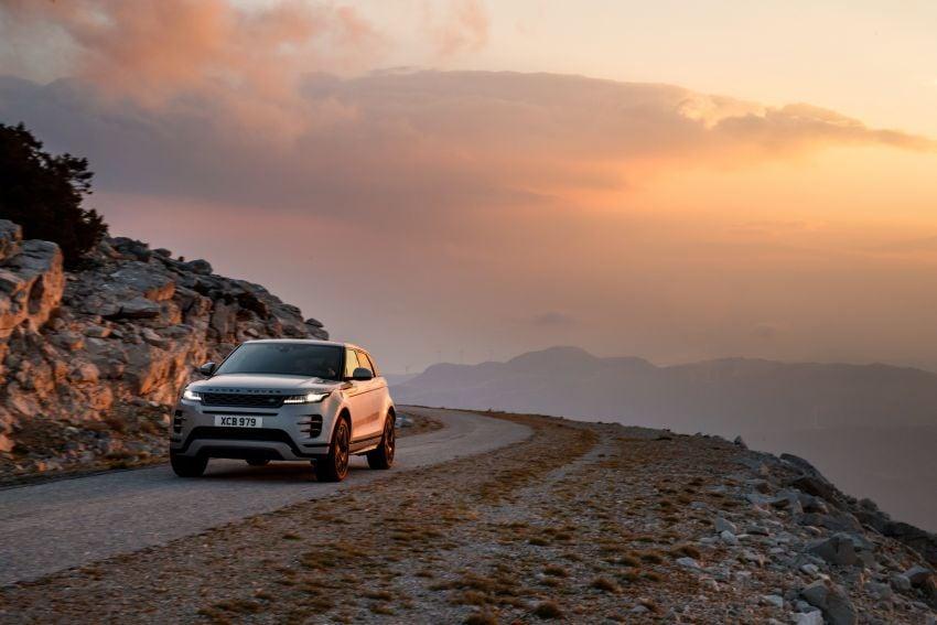 MEGA GALLERY: 2019 Range Rover Evoque in Greece Image #951834