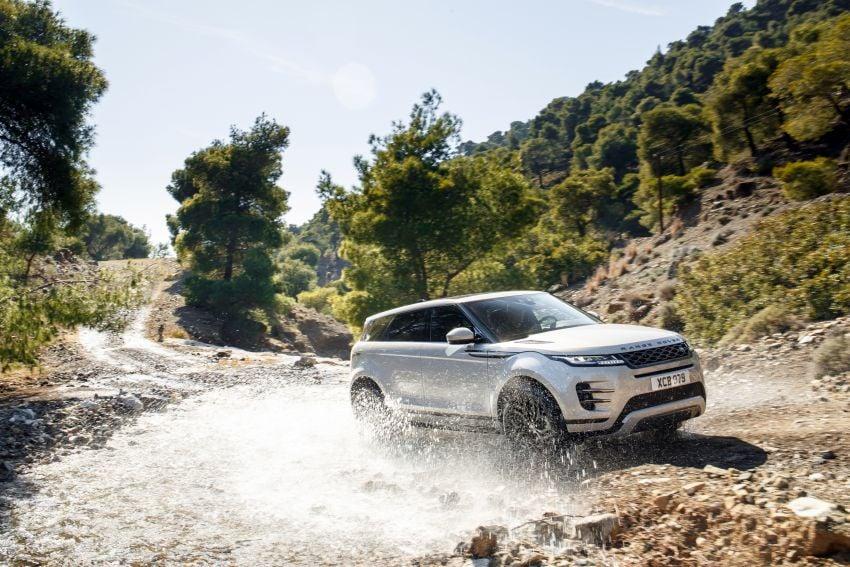 MEGA GALLERY: 2019 Range Rover Evoque in Greece Image #951842