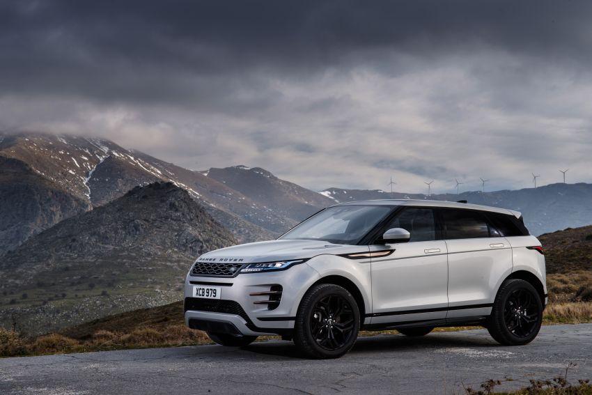 MEGA GALLERY: 2019 Range Rover Evoque in Greece Image #951843