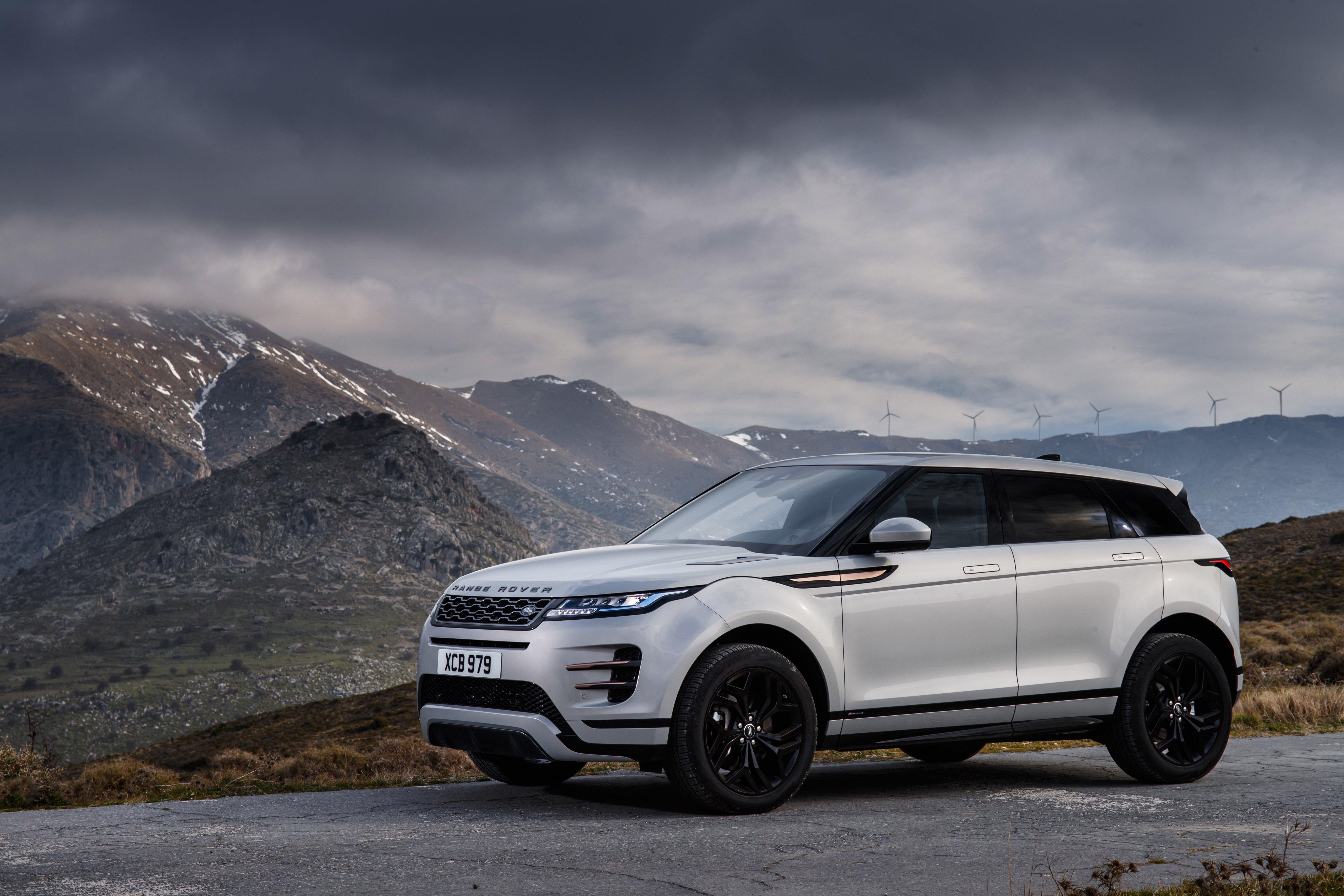 Range Rover Evoque >> MEGA GALLERY: 2019 Range Rover Evoque in Greece Paul Tan - Image 951843