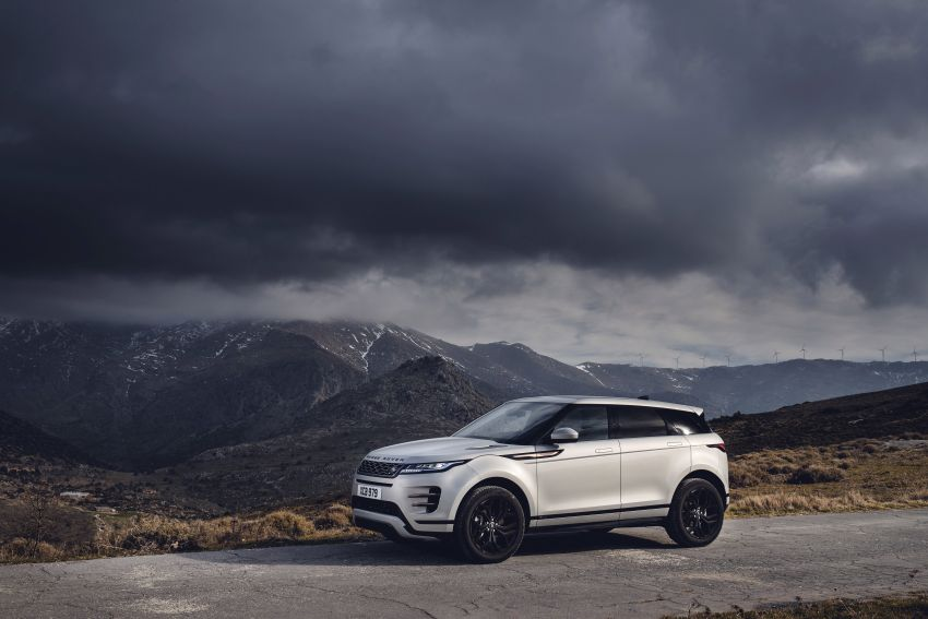 MEGA GALLERY: 2019 Range Rover Evoque in Greece Image #951844