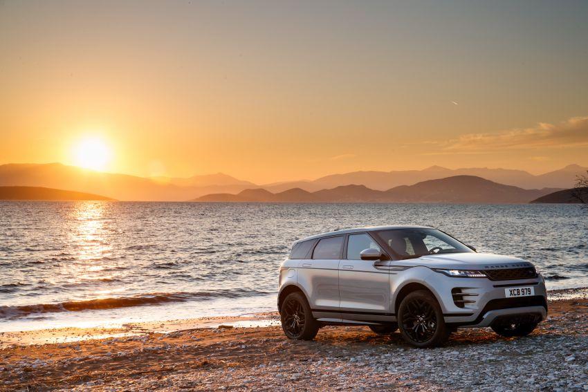 MEGA GALLERY: 2019 Range Rover Evoque in Greece Image #951845