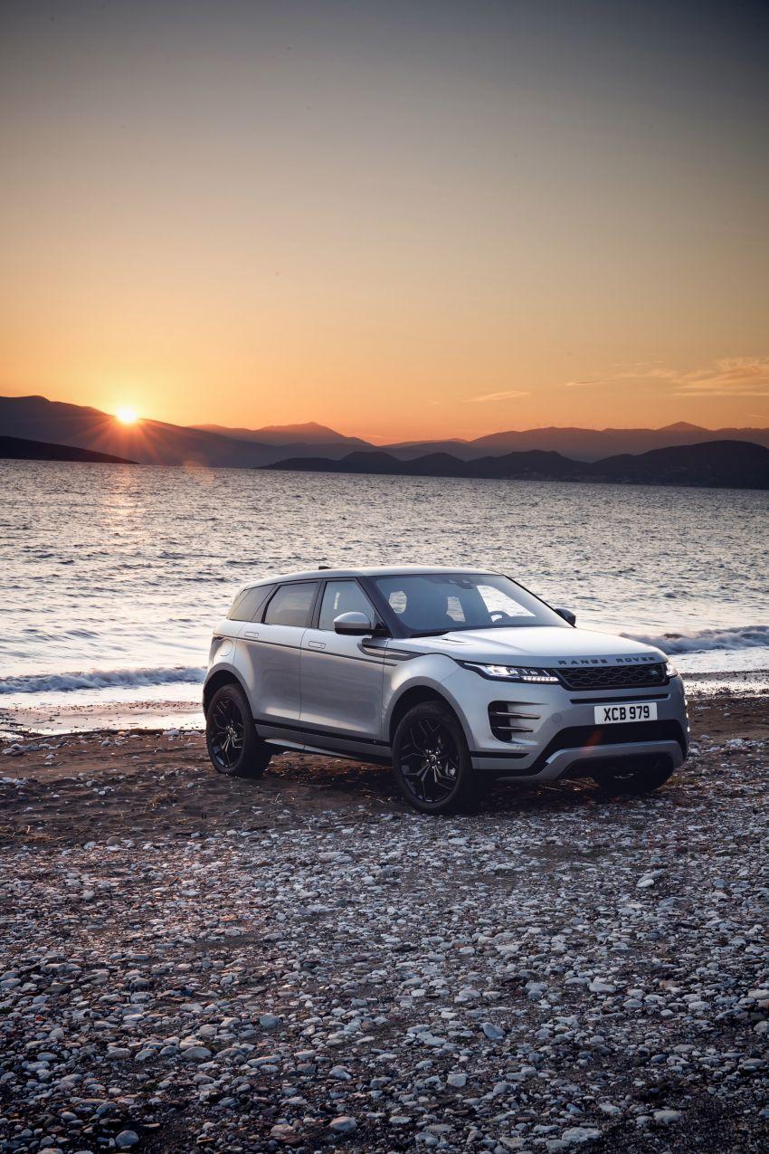 MEGA GALLERY: 2019 Range Rover Evoque in Greece Image #951847