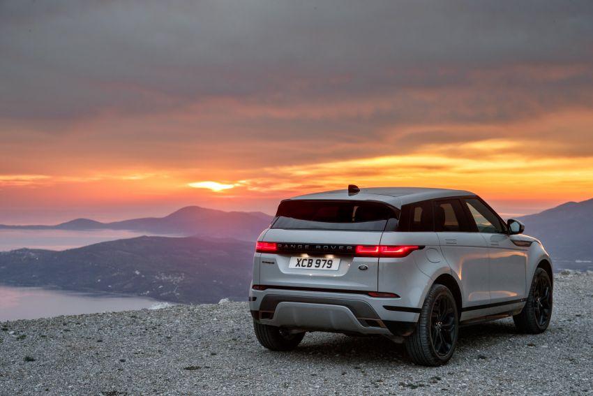 MEGA GALLERY: 2019 Range Rover Evoque in Greece Image #951848