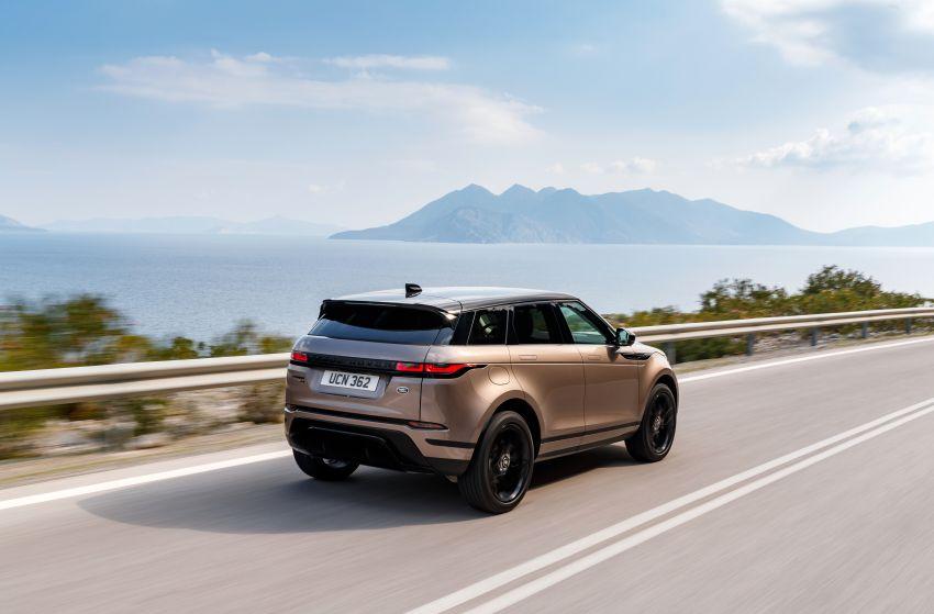 MEGA GALLERY: 2019 Range Rover Evoque in Greece Image #951851