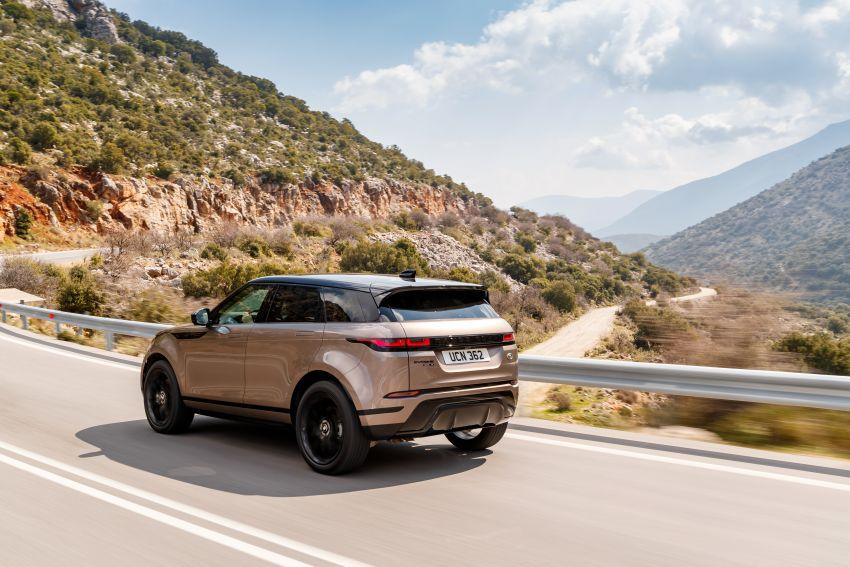 MEGA GALLERY: 2019 Range Rover Evoque in Greece Image #951852