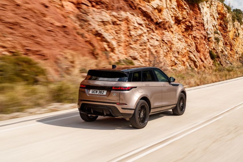 MEGA GALLERY: 2019 Range Rover Evoque in Greece Image #951853