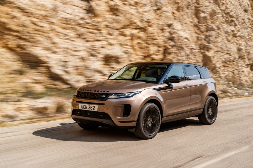 MEGA GALLERY: 2019 Range Rover Evoque in Greece Image #951854