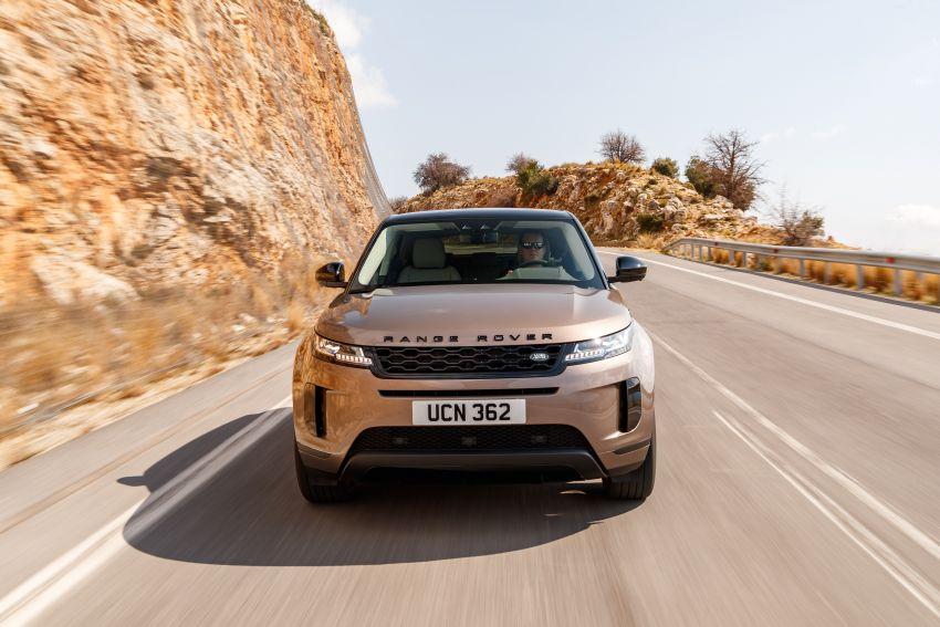 MEGA GALLERY: 2019 Range Rover Evoque in Greece Image #951855