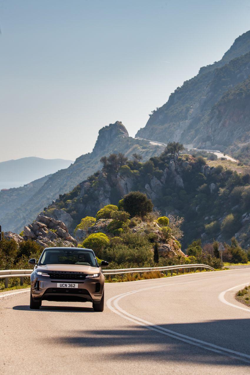 MEGA GALLERY: 2019 Range Rover Evoque in Greece Image #951856