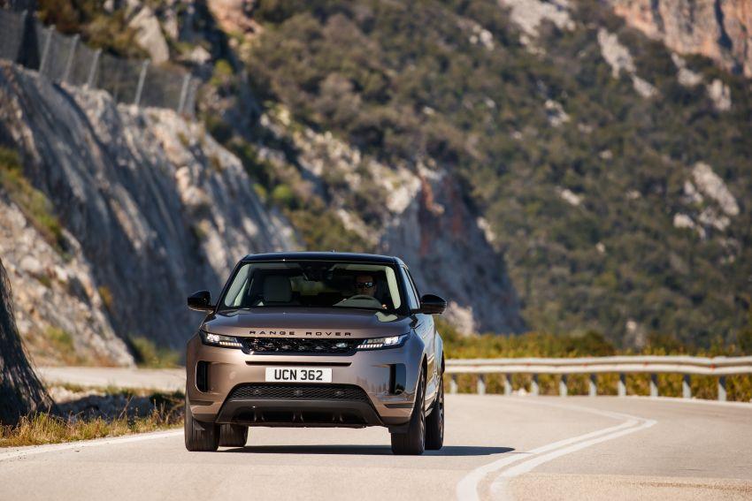 MEGA GALLERY: 2019 Range Rover Evoque in Greece Image #951858
