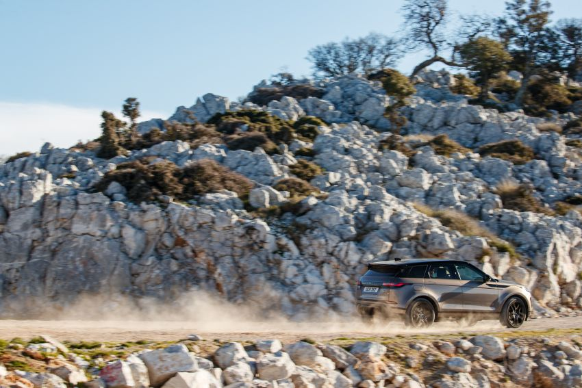 MEGA GALLERY: 2019 Range Rover Evoque in Greece Image #951862