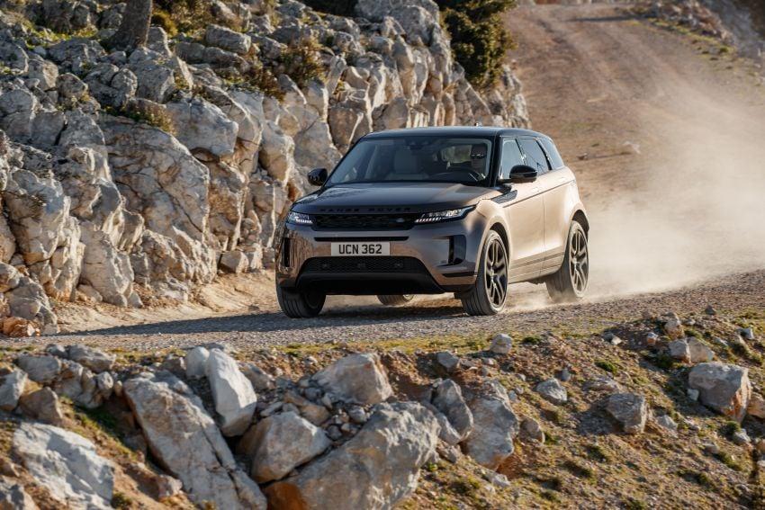 MEGA GALLERY: 2019 Range Rover Evoque in Greece Image #951863