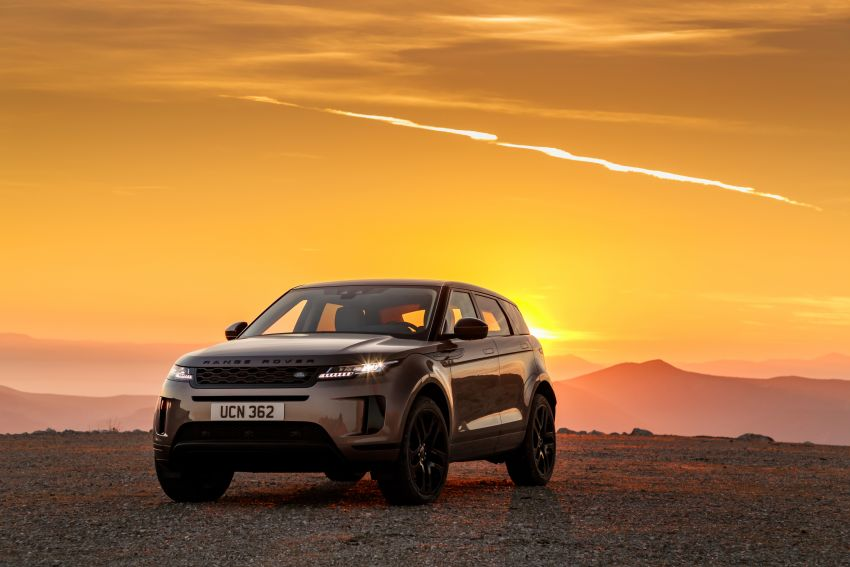 MEGA GALLERY: 2019 Range Rover Evoque in Greece Image #951865