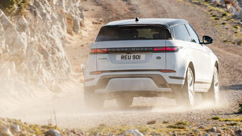 MEGA GALLERY: 2019 Range Rover Evoque in Greece Image #951880
