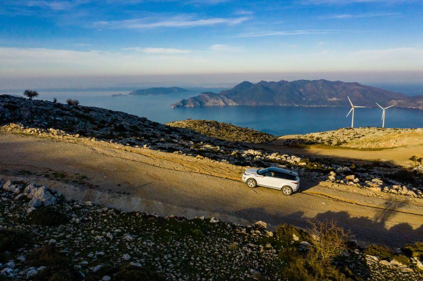 MEGA GALLERY: 2019 Range Rover Evoque in Greece Image #951882