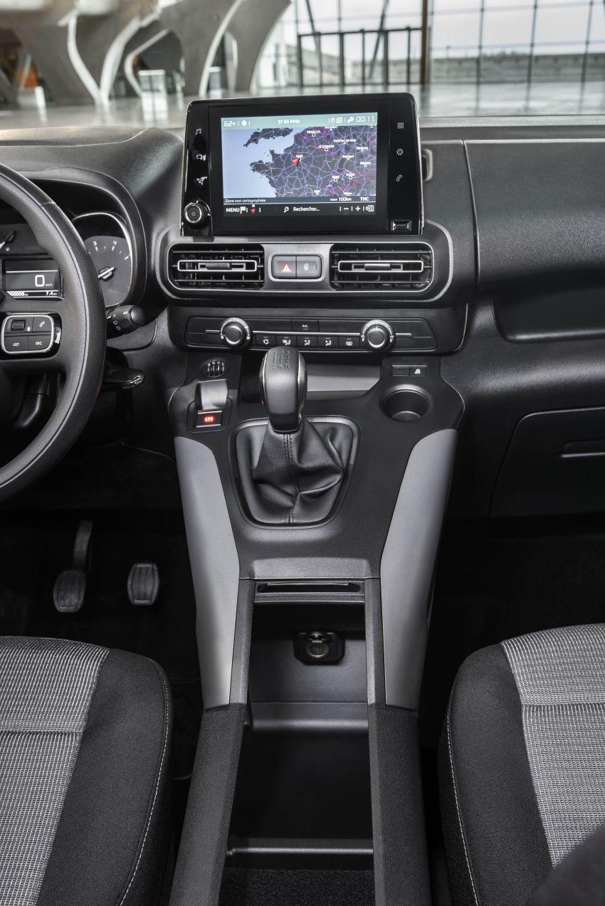 2019 Toyota Proace City Unveiled Compact City Van Paul