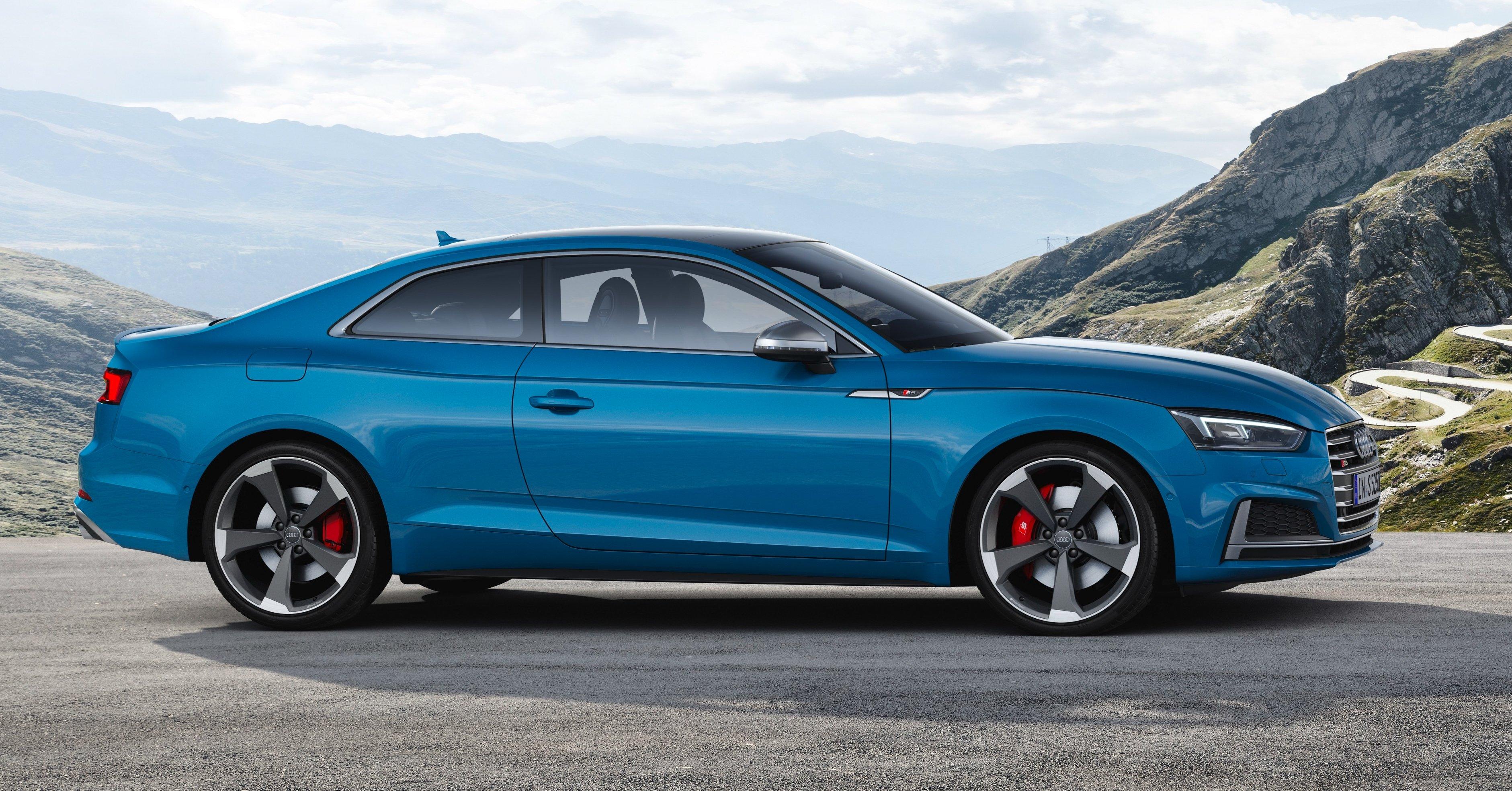 2020 Audi S5 - 3.0 TDI mild hybrid, 347 PS & 700 Nm! Paul ...
